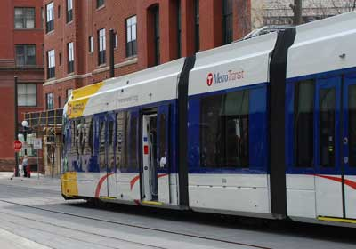 Light Rail May Relocate Freight Line Through Football Field