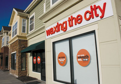 Waxing the City Is Anytime Fitness' New Growth Vehicle