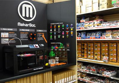 Stratasys Subsidiary MakerBot Slashes Jobs