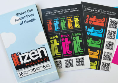 "Itizen: ""Share the Secret Lives of Things"""