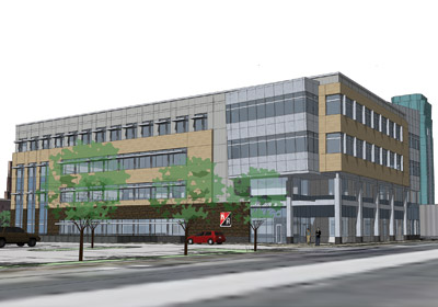 Kraus-Anderson Plans New Mpls. HQ With 250 Workers