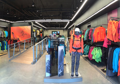 Another Outdoor-Apparel Store Heads To Uptown