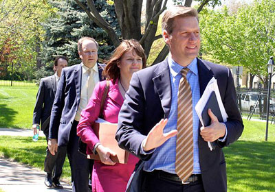 Amid Budget Negotiations, Daudt Steps Back From Plan To Scrap MinnesotaCare