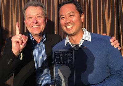 Q&A: Ping Yeh, Cofounder Of MN Cup Winner StemoniX