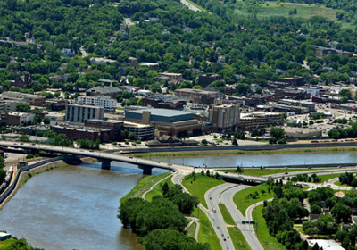 """3 MN Cities Among Forbes' """"Best Small Places For Business"""""""