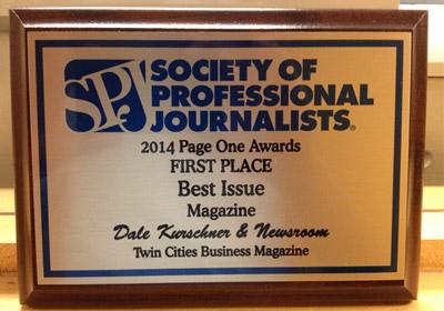 TCB Wins Six More Journalism Awards