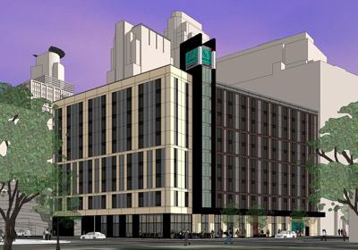 Mortenson Plans Marriott Brand Hotel At 401 Hennepin