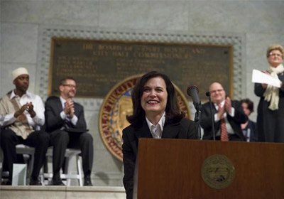 Mayor Betsy Hodges Calls Minneapolis To A New Era Of Growth And Greatness