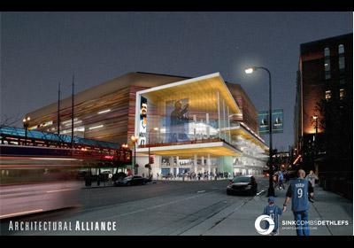 Kansas City Design Firm Picked For Target Center Upgrade