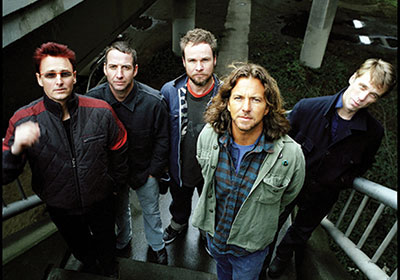 Top Tickets: Pearl Jam