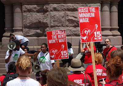 Paid Leave Rules And A Higher Minimum Wage Are Popular In Minneapolis – But Are They Legal?