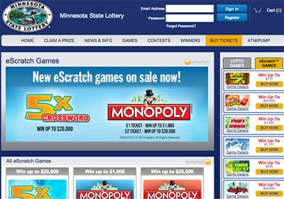 Minnesota Lottery's Online Push Hits Bipartisan Legislative Wall