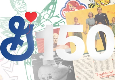150 Years Of General Mills: A Look Back