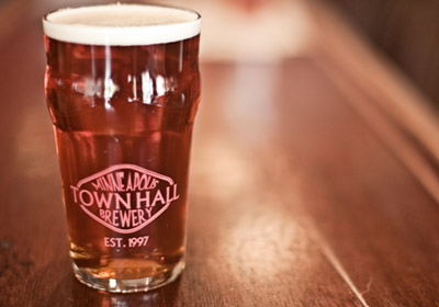 Town Hall Brewery To Close Temporarily For Expansion