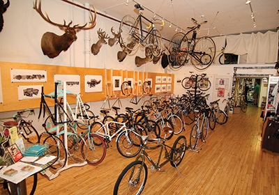 Switching Gears: One On One Bicycle Studio Navigates Long Winters