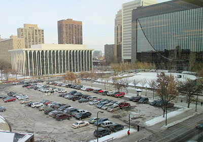 Four Local Developers Vie For Nicollet Hotel Block