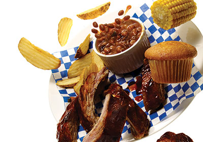 Famous Dave's Seeks A New Recipe