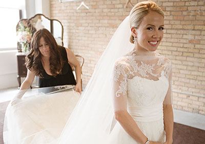 L'Atelier Couture Bridal Boutique Benefits From Being Small