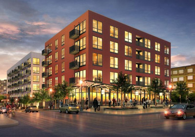 Another Downtown Mpls. Apartment Tower Planned