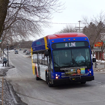Electric Coaches, New Transit Routes at Heart of Walz's $324M Transportation Package