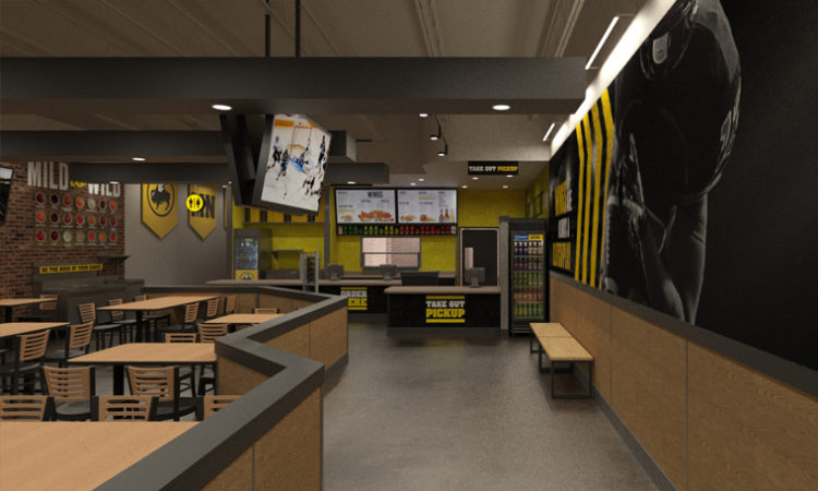 Buffalo Wild Wings Launching Small-Format Restaurant Concept in MN