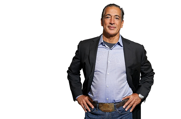 Life Time CEO Bahram Akradi Capitalizes on How We Work, Live and Play