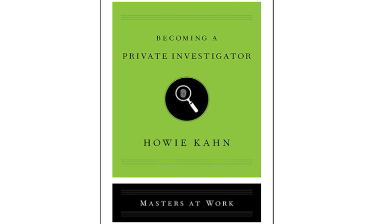 Book Review: 'Becoming a Private Investigator (Masters at Work series)'