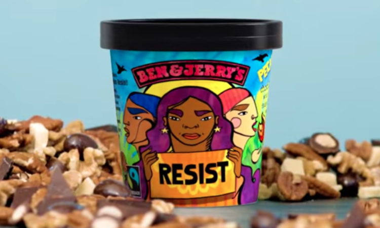 """Ben & Jerry's Teams with Local Nonprofit on Mission-Driven Flavor """"Pecan Resist"""""""