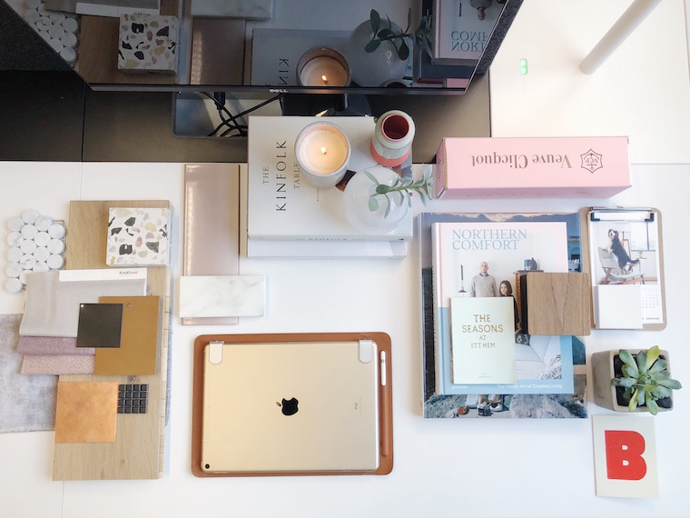 What's On My Desk: Studio BV Founder Betsy Vohs