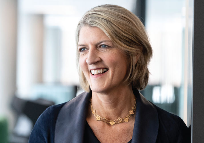 Beth Ford, Fortune 500 CEO, Approaches Leadership as a Team Sport