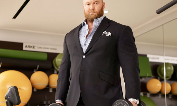 King Brothers Clothiers Tackle World's Strongest Man, Game of Thrones Star