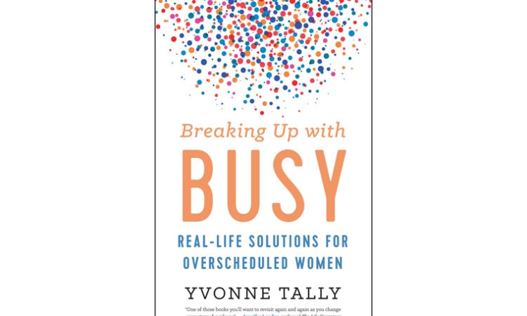 """Book Review: """"Breaking Up with Busy"""""""