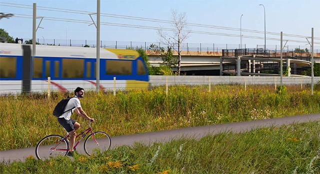How the Met Council Managed to Make Southwest LRT's Wall a Big Deal