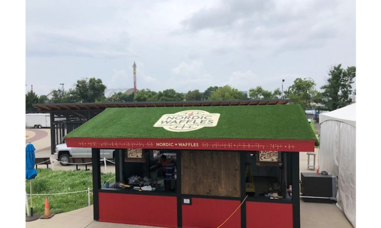From Norway Gas Stations to MN State Fair: The Sweet But Savory Story of Nordic Waffles' Migration