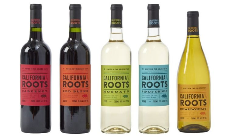Target Launches New In-House Wine Brand