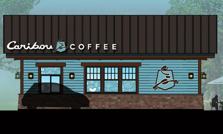 Caribou to Test Drive-Thru-Only Concept