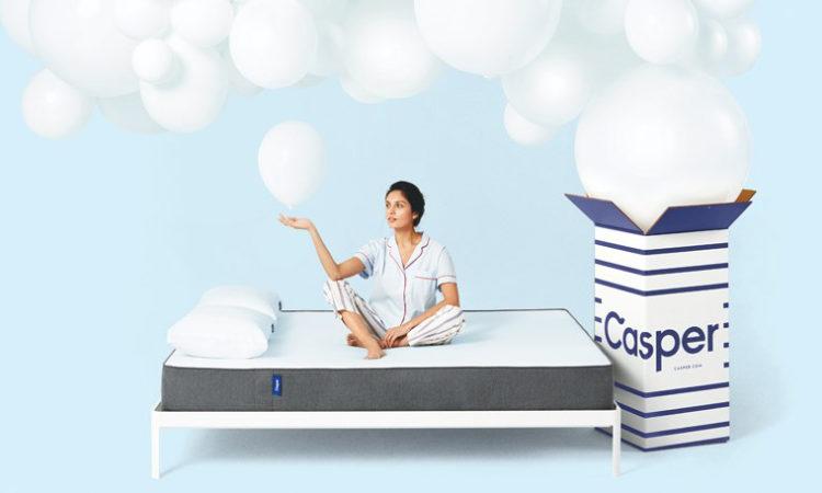 Target Partner, Mattress-in-a-Box Seller Casper to Open 200 Stores in Next 3 Years