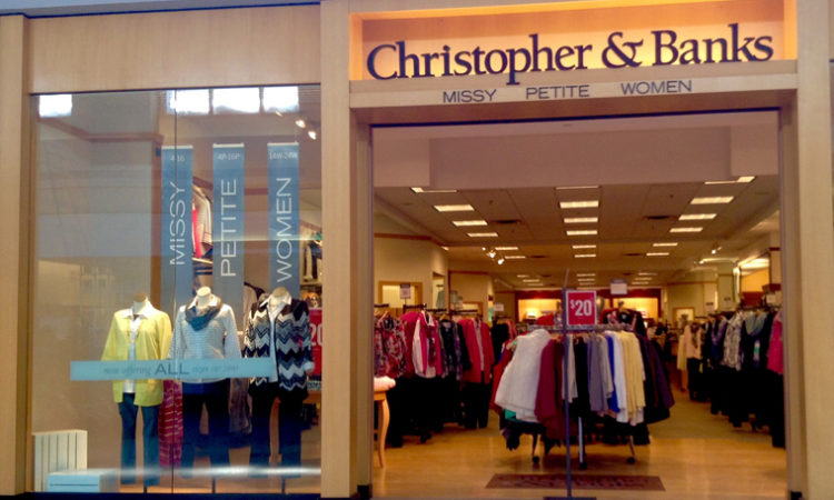 New CEO, Similar Sales Decline for Christopher & Banks