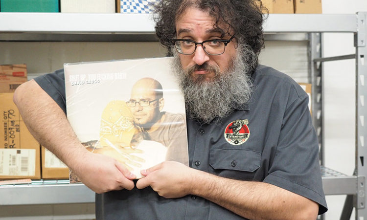 The Long Play: Why Stand Up! Records' Dan Schlissel Won't Stop Printing Comedy on Wax