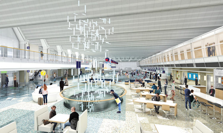 MSP Airport's Interminable Terminal Construction