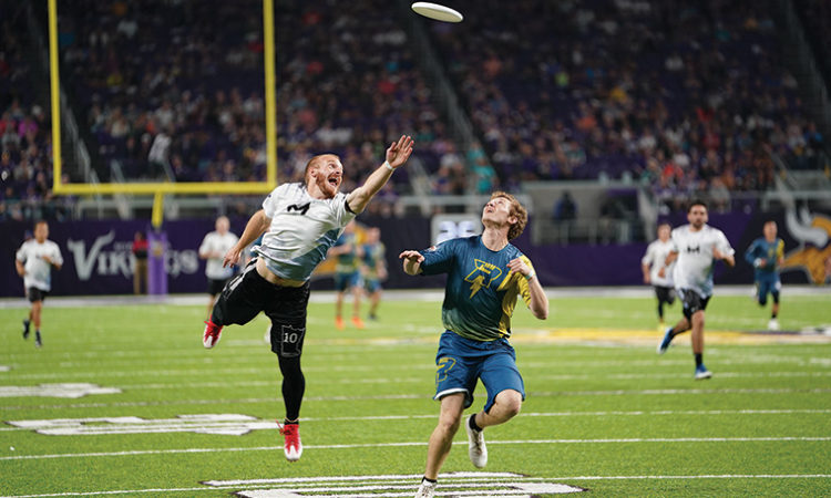 The Ultimate Buzz: Inside Surly's Infatuation With Ultimate Frisbee