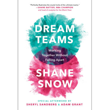 "Book Review: ""Dream Teams: Working Together Without Falling Apart"""