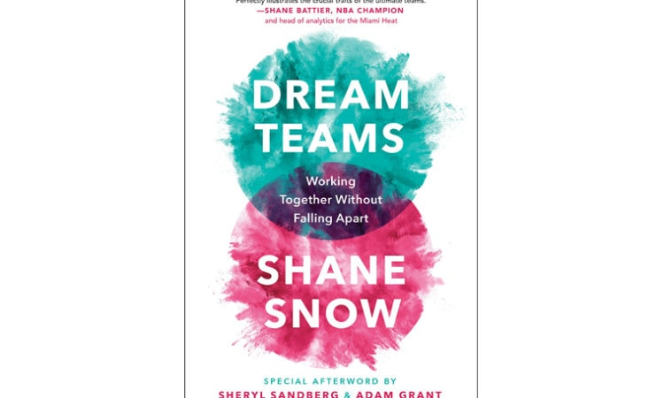 """Book Review: """"Dream Teams: Working Together Without Falling Apart"""""""