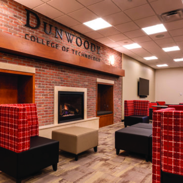 Inside Dunwoody College of Technology's $10M, Phase One Renovation