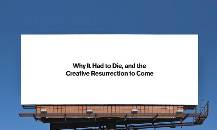 """Book Review: """"The End of Advertising"""""""