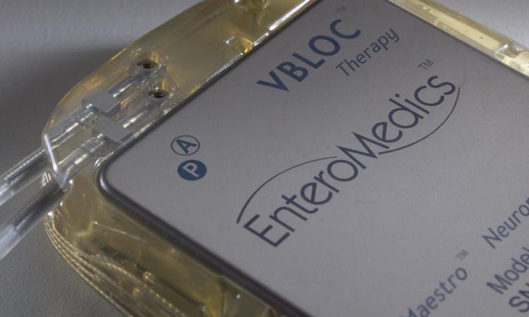 EnteroMedics Sales, Profits Fall Sharply in Q2