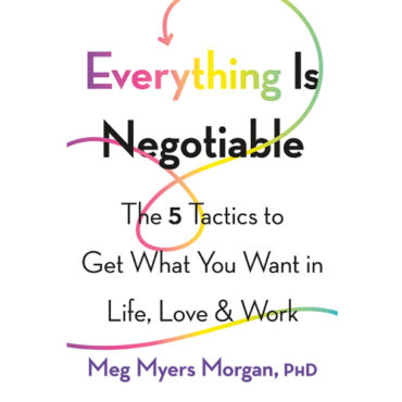 """Book Review: """"Everything is Negotiable"""""""