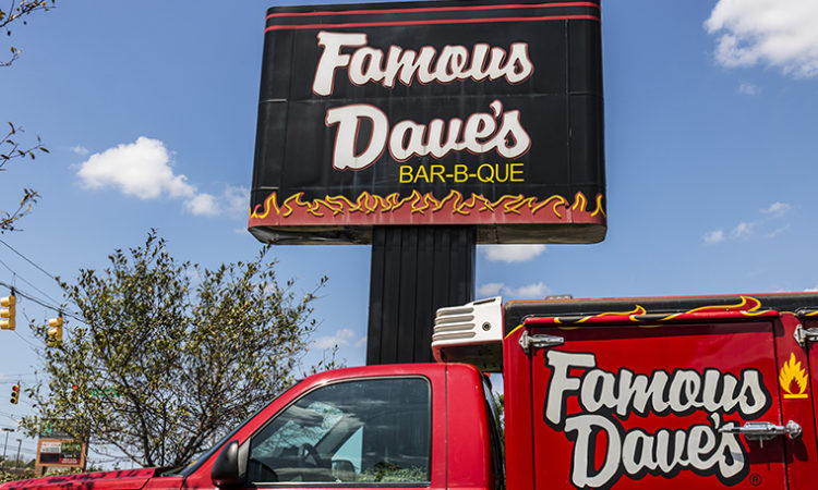 Famous Dave's Owner Nabs Granite City