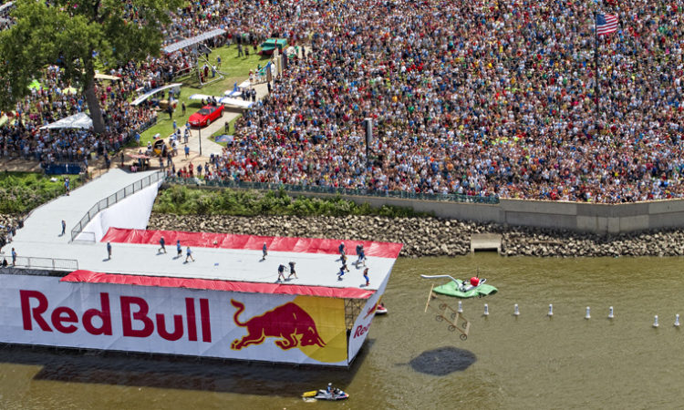 Red Bull's High-Flying Flugtag Event Returns to St. Paul This September