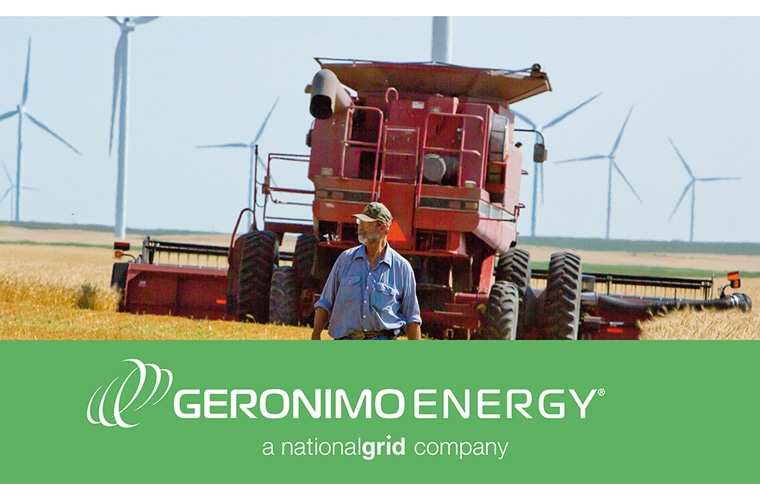Geronimo Energy Acquired By U.K. Firm for $100 Million